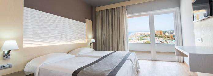 Doble Hotel HL Suitehotel Playa del Ingles**** Gran Canaria